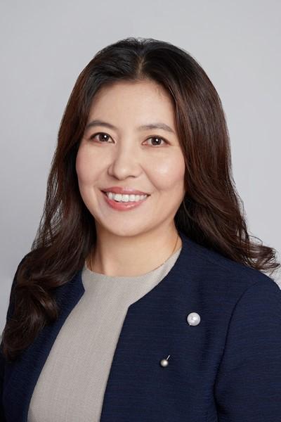 Mrs. Wen Xia Zhang Founder & Chairwoman