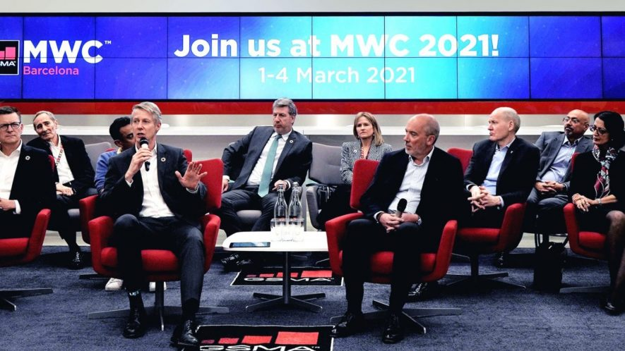 MWC Barcelona 2021