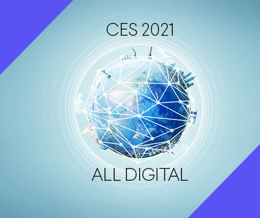 CES2021 is all digital